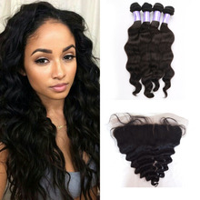 Loose Wave Hair With