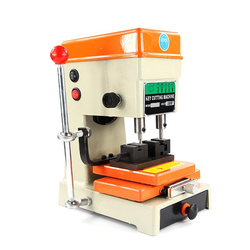 368A- Key Duplicating Machine key cutting machine Varity Universal plug automatic key cutting machine(China (Mainland))