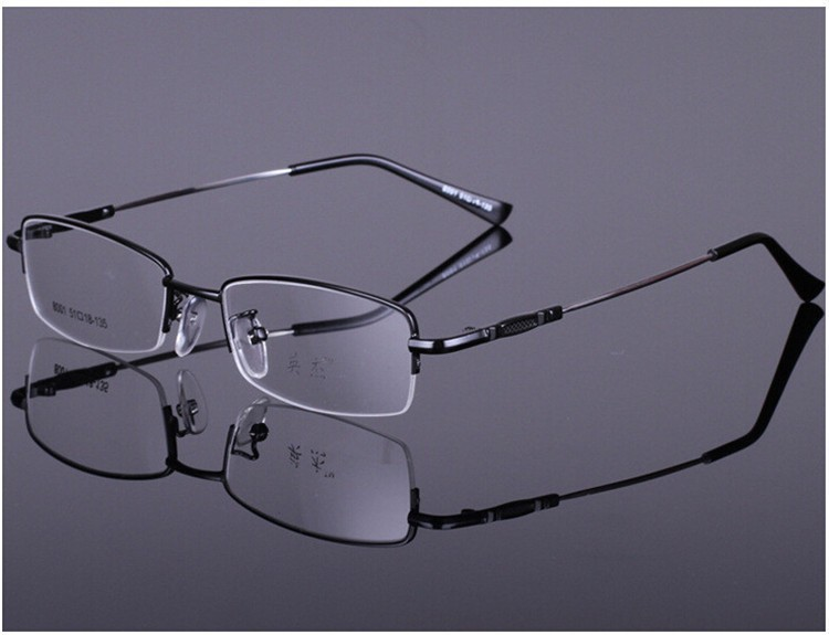 c6f3096c33 2019 Wholesale Chashma High Quality Alloy Memory Eyeglasses Gafas ...
