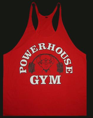 shoulder strap 1 cm Golds GYM Tank Tops Mens POWERHOUSE vest Fitnes Men Stringer Body Building TANK TOPS - AA TOP Clothes Co.,Ltd store