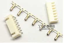 50Set/Lot XH2.54 2.54mm 7Pin 7P 90degree Curved Male Pin Header + Terminal Female Housing Connector - Huaxinxiang Technology Co.,Ltd store