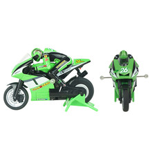 3CH 2.4G 1:20 High Speed Stunt Mini RC Remote Control Racing Motorcycle BIKE RTR Motorcycle Stunt K5BO(China (Mainland))