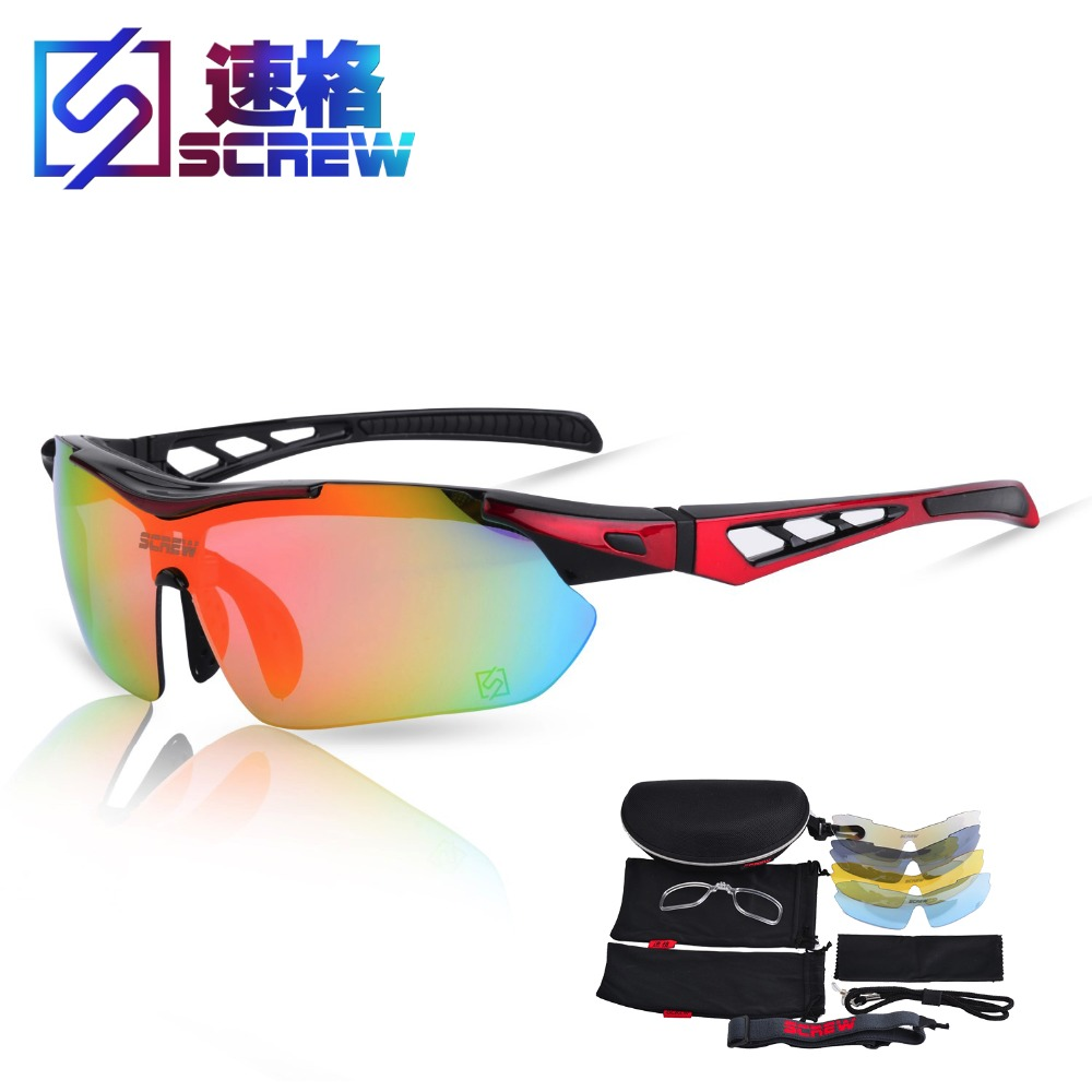 Frame Can move 5 Lens Colorful Sunglasses For Men Women Brand PC lens uv400 protection Prevent glare Sun Glasses Myopia frame(China (Mainland))