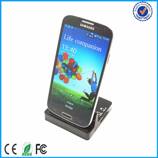 Multi function otg charge dock for samsung galaxy s3/s4,for note1/2 HTC xiaomi huawei LG and other micro usb port phones(China (Mainland))