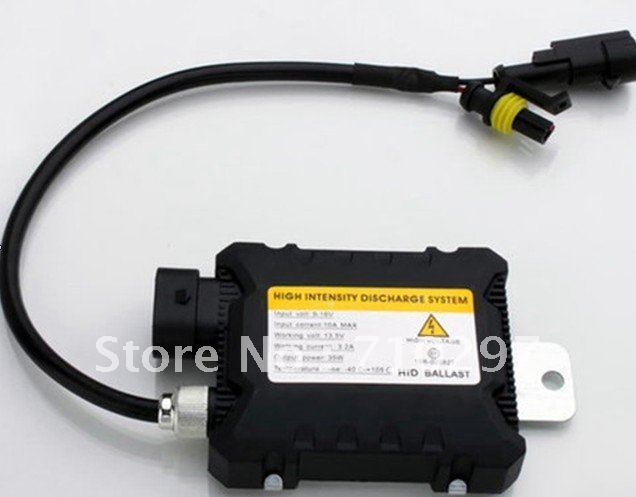 Can Negotiable ---One HID Replacement Ballast H1 H3 H7 H11 9005 9006 35W  LD31
