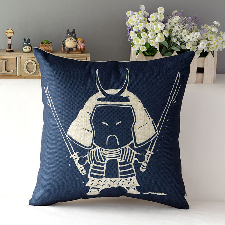 Useful Cotton Linen Throw Pillow Case Cushion Cover Square 43cm Home Suppliers@j-choice(China (Mainland))