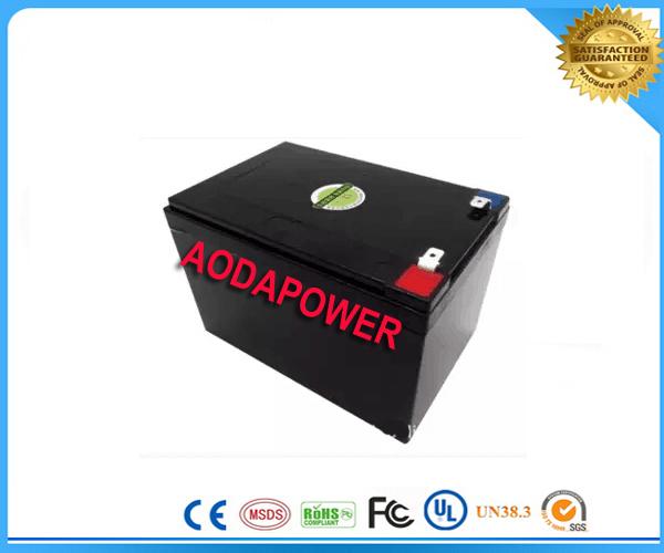 Комплект батарей AODA 2 /12V 12AH lifepo4 , 12V 12AH 12V-12AH аккумуляторная батарея bik lifepo4 38120s lifepo4 48v 10 40