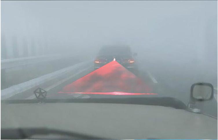 Предотвращения столкновений сзади - класса автомобилей лазерный хвост 12 В из светодиодов автомобилей противотуманные фары автоматического торможения hd-автопарк лампы разведение предупредительные стайлинга автомобилей