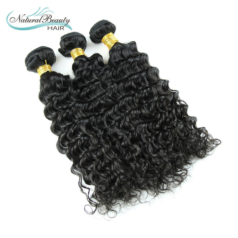 Malaysian Virgin Hair 6A Unprocessed Malaysian kinky curly Wave Malaysian Hair Extensions Virgin Human Hair Weave 3pcs lot<br><br>Aliexpress
