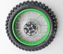 Off-road Motorcycle Tire Front And Rear 90/100-14 inch 70/100-17 Inch Tube(China (Mainland))