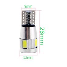 Free FEDEX Shipping!! Whole Sale!!! 2000Pcs T10 5730 6 smd Cearance Led Lights 194 168 6 Leds Signal Led Lights(China (Mainland))