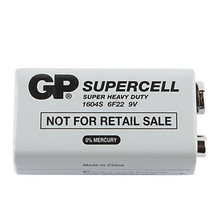 1604S 9V GP High Capacity Battery for Cordless Phone and More