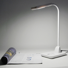 Free Shipping Eye opening special offer free shipping LED touch dimmer LED Computer Learning bedside lamp table lamp minimalist(China (Mainland))