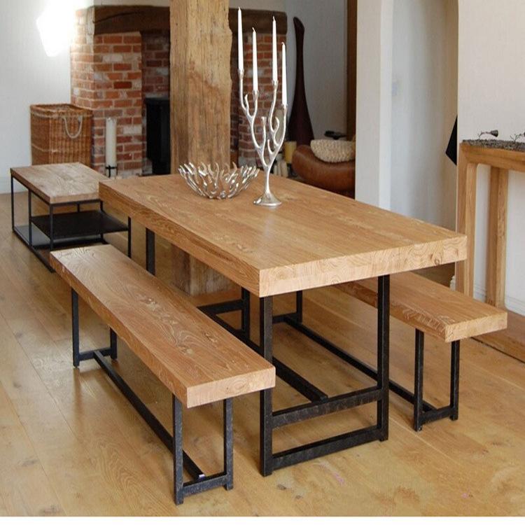 Comedor comedores rusticos de 6 sillas decoraci n de - Mesas comedor madera natural ...