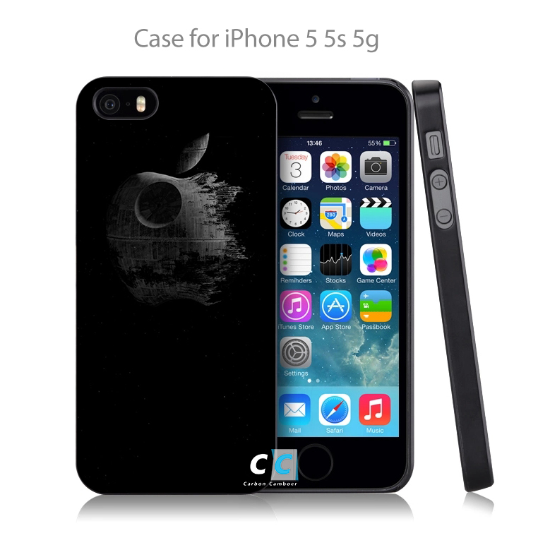 film series Star Wars design Hard Black Case Cover Shell Coque for iPhone 4 4s 4g 5 5s 5g 5c 6 6g 6 Plus(China (Mainland))
