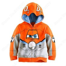 Detail Hoodie Coat for Boys Long-sleeve Dusty Costume jacket kids OuterWear Side pockets Boys Clothes(China (Mainland))