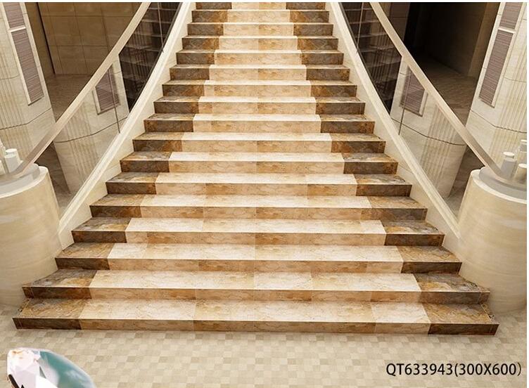 300 * 600 Antique tiles Cascade slip tiles Floor tile Home building Wear non-slip waterproof Ceramic tile(China (Mainland))