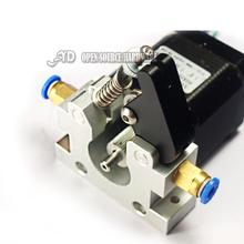 3d extruder 3d printer reprap kossel prusa bowden all-metal remote extruder