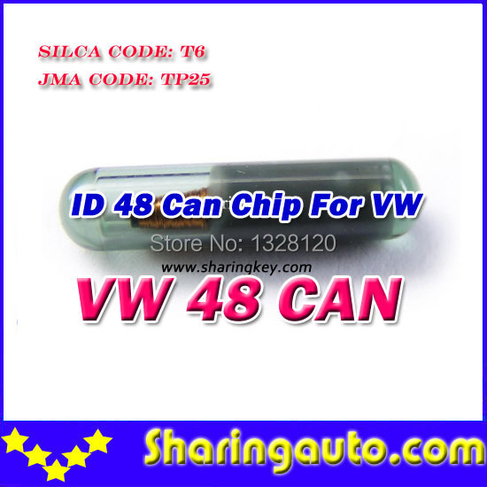Free shipping ID 48 Can Chip For VW 10pc/lot  with lowest price<br><br>Aliexpress