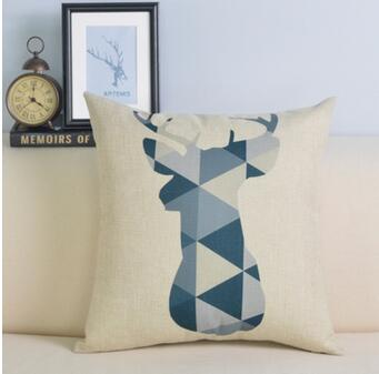 Hot selling Lumbar pillow back sofa chair pillow cushion the Office simple Scandinavian style qy226(China (Mainland))