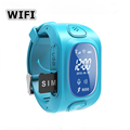 2016 Y3 New GPS GSM Wifi Three Tracker Watch for Kids Children Smart Watch with SOS
