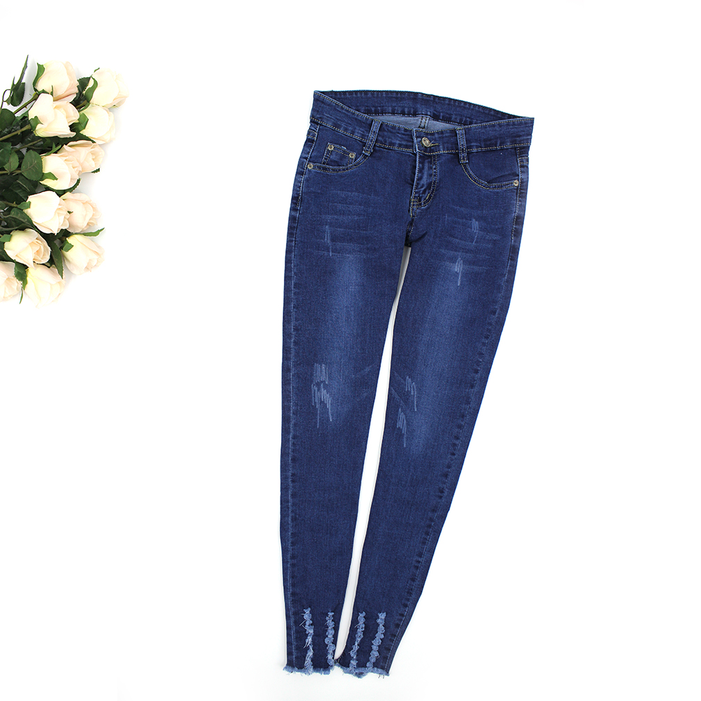 Cheap Ripped Skinny Jeans For Juniors - Jeans Am