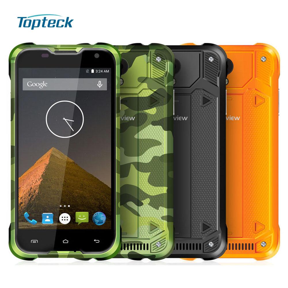 "Original Blackview BV5000 4G 5.0"" Waterproof Smartphone Android 5.1 MTK6735P Quad Core 2GB+16GB 13MP 5000mAh OTG Mobile Phone(China (Mainland))"