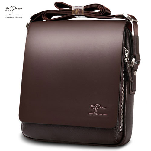 2015 Bolsas Femininas Messenger Bag Men Big Promotion Kangaroo Brand Man Bag Men's Bags Men Messenger Casual Shoulder Briefcase(China (Mainland))