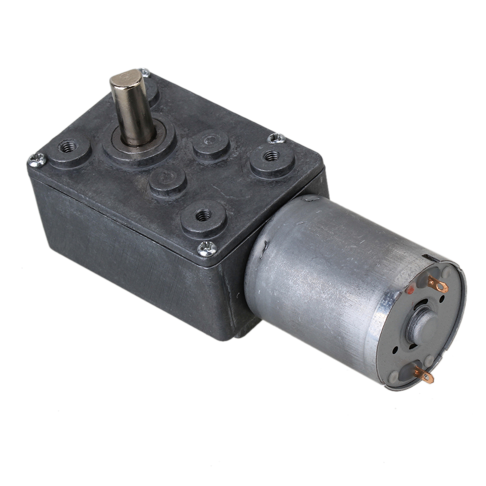 Dc 12v 0 6rpm low speed high torque turbo reducer motor for High torque high speed dc motor