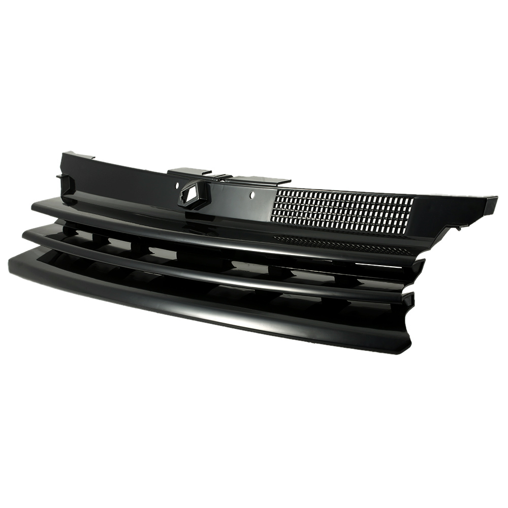 Nice Design Car Style New Black Front Racing Grilling for VW GOLF 4 MK4 1998-2004 for Cars(China (Mainland))