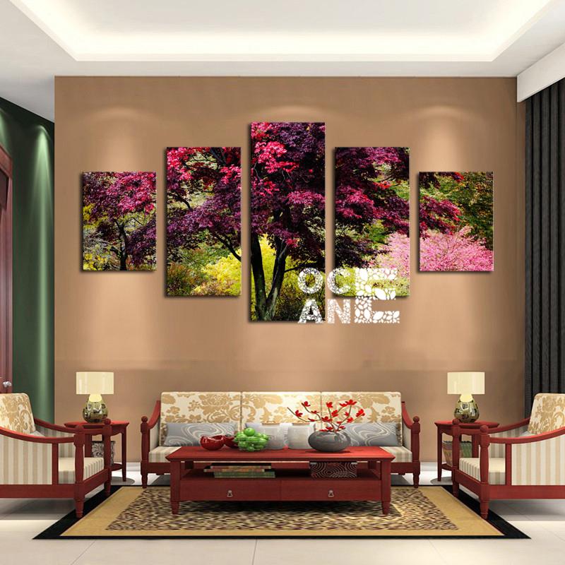 Online kopen wholesale diamond bomen uit china diamond bomen groothandel - Decoratie schilderij gang ...