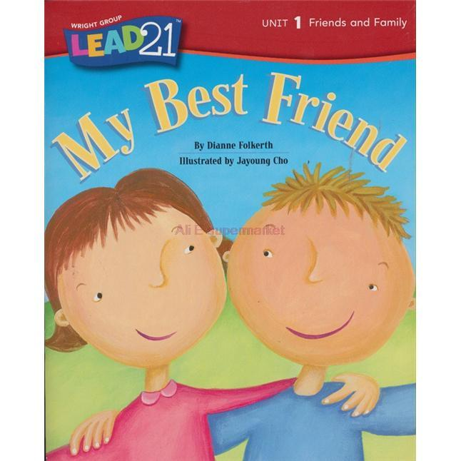 My Best Friend, Unit 1, Book 2(China (Mainland))