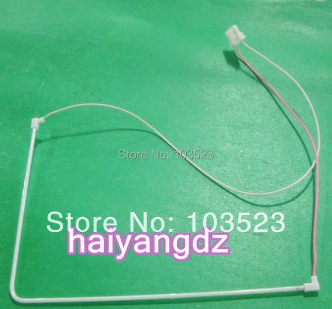"""120MM*95MM*2.0MM """"L"""" shape CCFL Backlight lamp Tube for touch screen 5""""(China (Mainland))"""