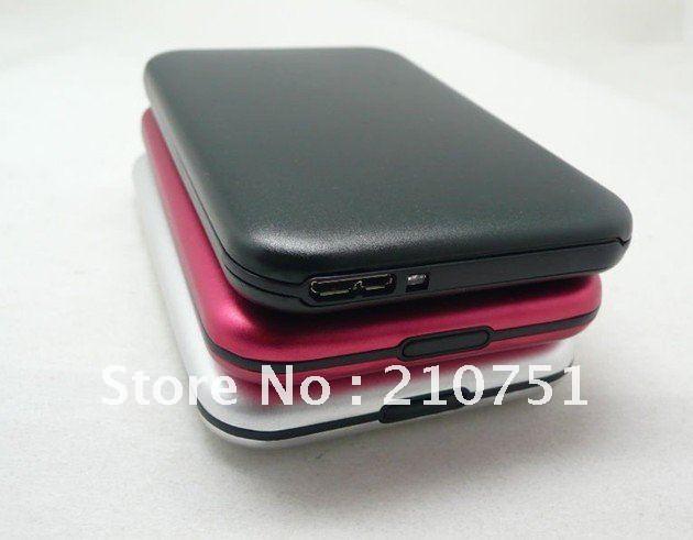 """EMS Free Shipping New External 2.5"""" SATA HDD Case USB 3.0 Hard Disk Enclosure(China (Mainland))"""