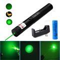 Powerful Burning Laser Pointer Pen Beam Light 303 Green Laser Presenter Lazer Verde Babybreath With Star