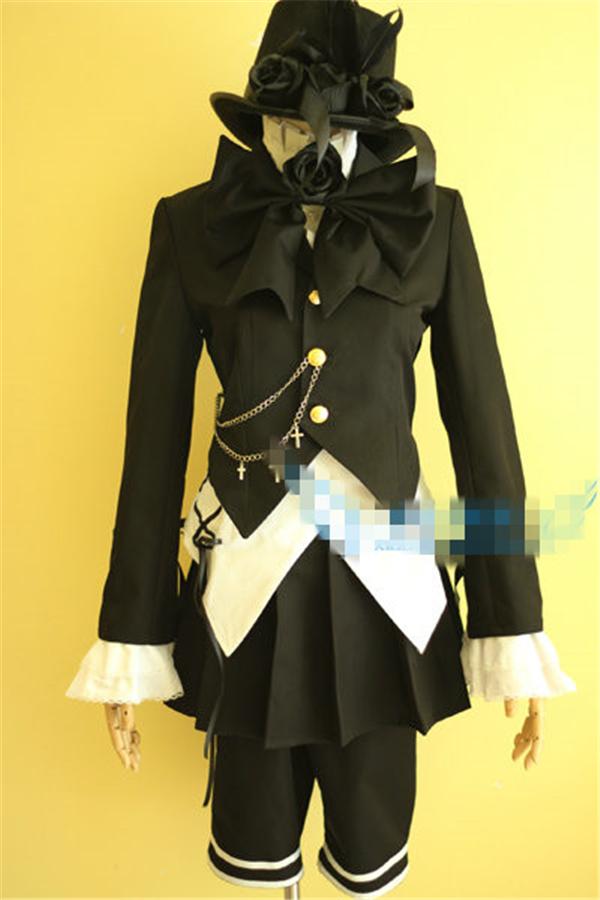 Online kaufen gro handel schwarz uniformen band aus china for Butlers ausverkauf