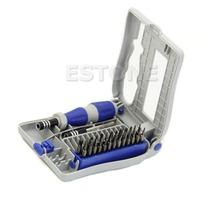 A96 Professional Opening Tool Screwdriver Kit Set with Connecting Rod 1N3M(China (Mainland))