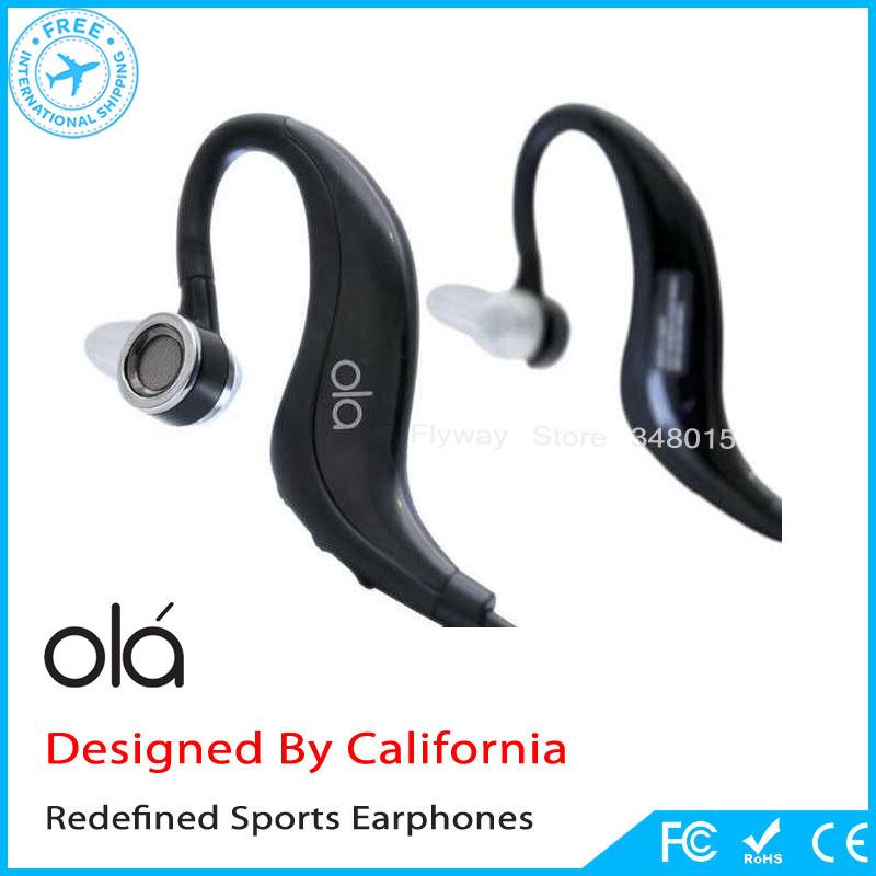 Brand New Ola Fone De Ouvido Sem Fio Wireless Bluetooth Handsfree Sport Stereo Headset Headphones Earphones Samsung iPhone - Fkyway Co., Ltd store