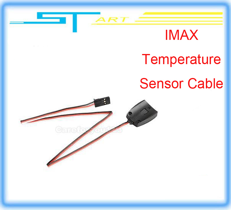 5 pcs IMAX Temperature Sensor Cable with Magnet Temperature Probe Cable Cord Sensor for SKYRC T6200 B6  B6AC Charger flying<br><br>Aliexpress