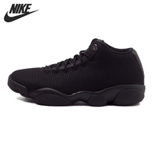 Original New Arrival 2016 NIKE Men's Plain Breathable Basketball Shoes Sneakers free shipping