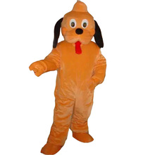 Fancytrader Pluto Mascot Costume, Pluto Dog Mascot Costume, Cartoon Mascot Costume Dog Mascot Free Shipping Free Shipping