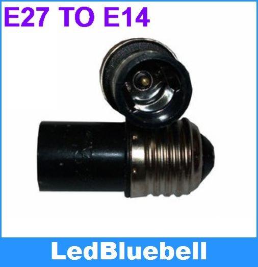 E27 to E14 socket E27-E14 adapter converter E14 aging lamp holder(China (Mainland))