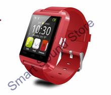 Bluetooth inteligente reloj U8 U reloj para el iPhone 4 / 4S / 5 / 5S Samsung S4 / Note 2 / Note 3 teléfono HTC Android Smartphones