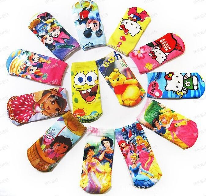 Носки для мальчиков Zhuoer