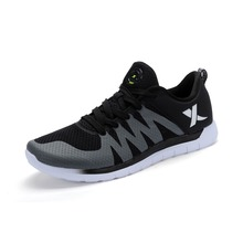 XTEP 2016 Breathable Running Shoes for Men Light Weight Mesh Men Trainers Shoes Athletic Shoes Men's Sport Sneakers 984219119177(China (Mainland))