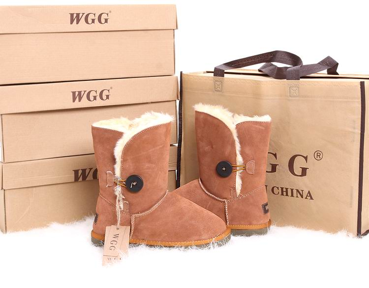 High Quality Fashion Men Snow Boots Genuine Leather Suede Boots WGG Wi