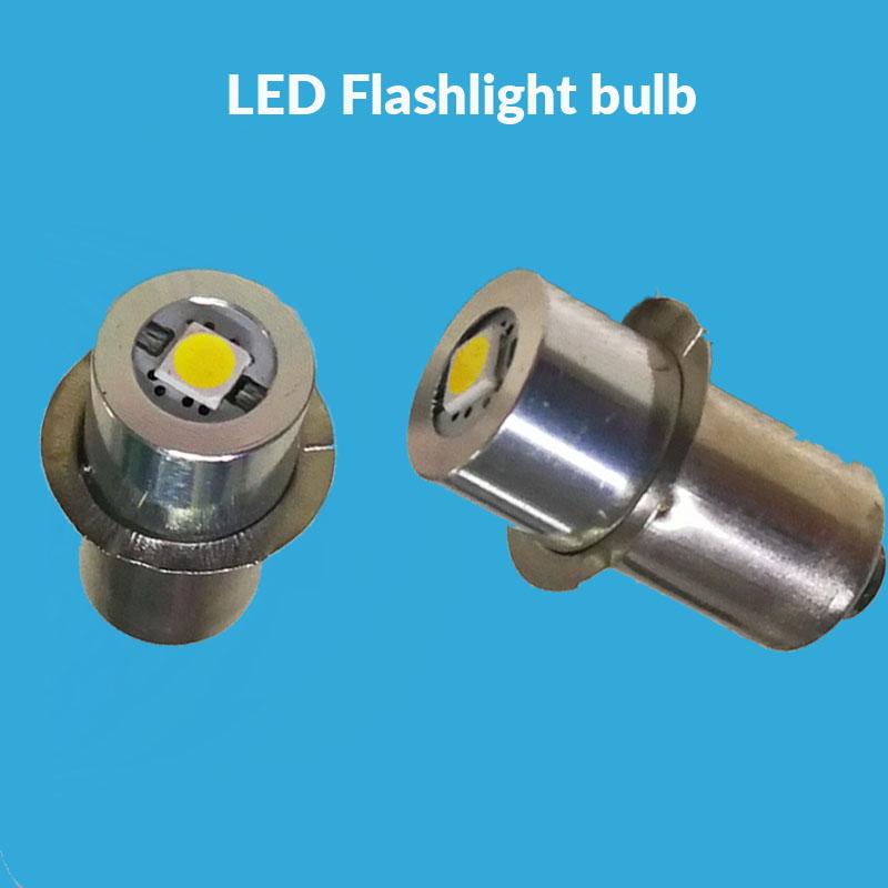 1 Piece P13.5S CREE XPG2 LED Flashlight Bulb Lamp 3V 6V 9V 12V Led Bulb Replacement Flashlight Bike Torch bulb Focus Spot Light(China (Mainland))