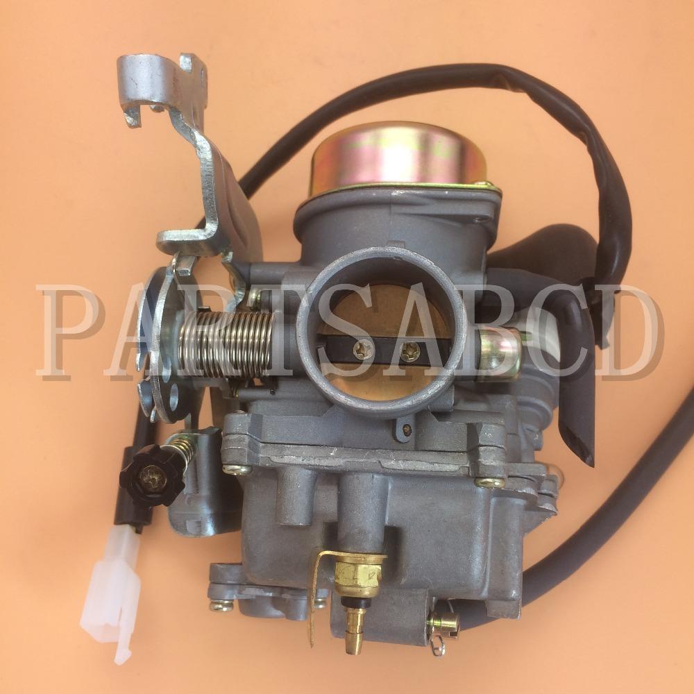 Replace Buyang 300CC ATV Quad D300 G300 parts 30mm carburetor carb 2.8.01.0001(China (Mainland))