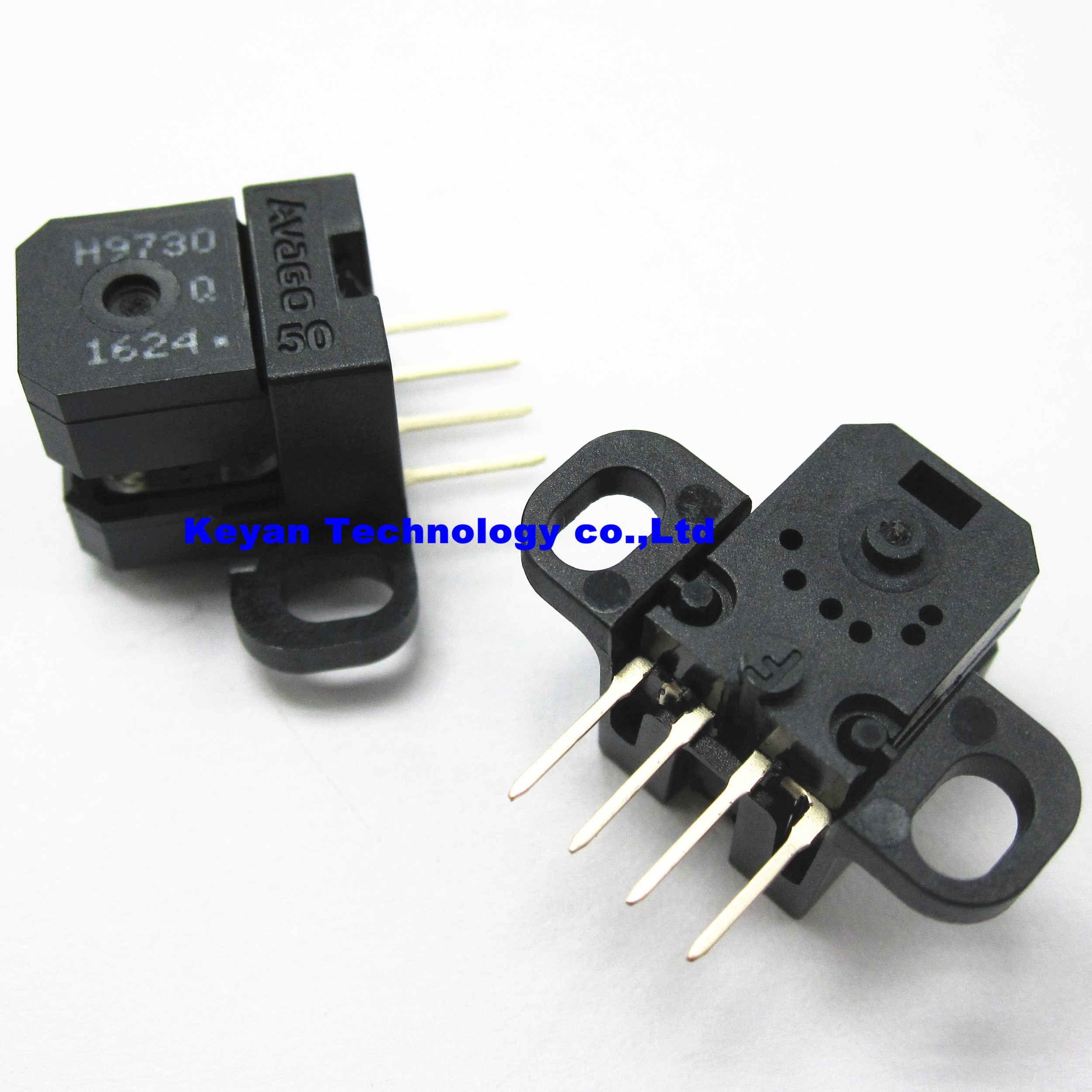 HEDS-9730#Q50 , H9730-Q50 H9730 HEDS-9730 DIPER4 Small Optical Encoder Modules Digital Output AVAGO - Keyan Technology Co.,Ltd store
