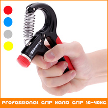 10-40 Kg Adjustable Heavy Grips Hand Gripper Gym Power Fitness Hand Exerciser Grip Wrist Forearm Strength Training Hand Grip(China (Mainland))